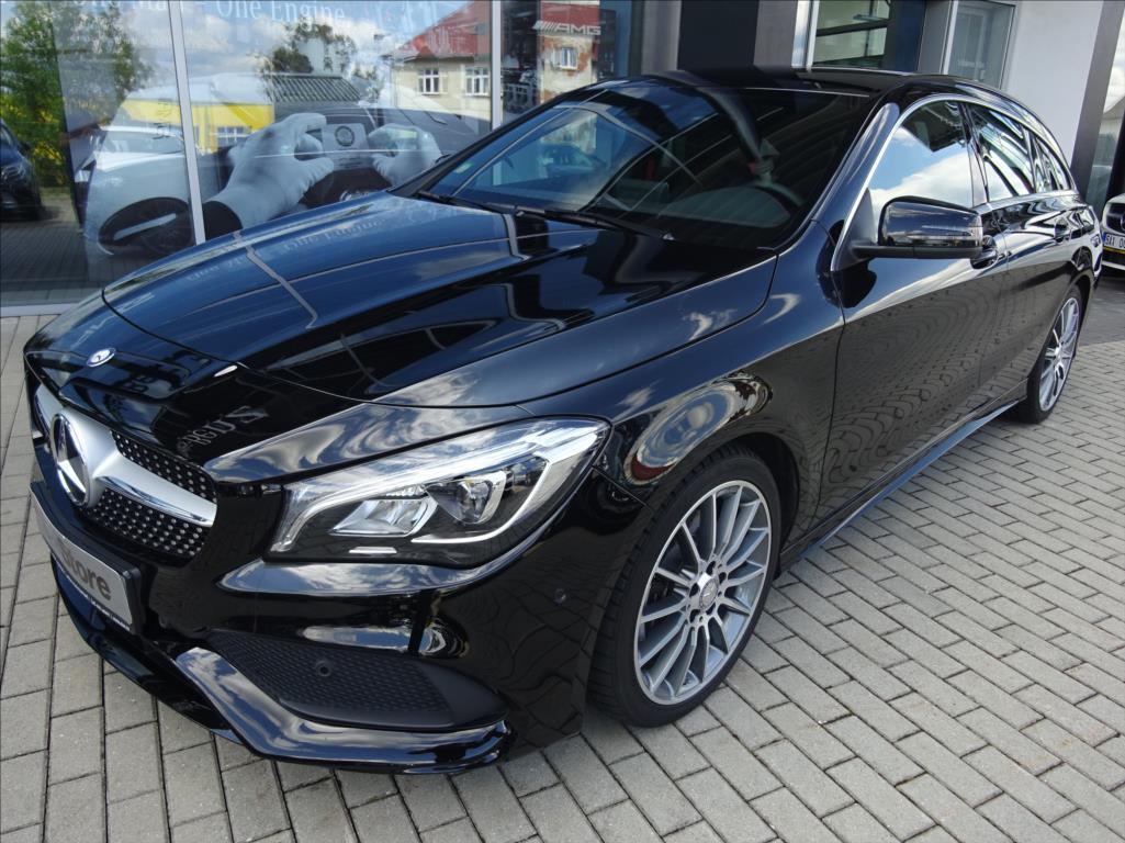 Mercedes benz cla 220 d sb amg s w automobily s r o for Sb mercedes benz