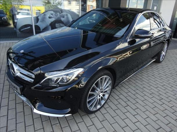 Mercedes-Benz C 220 BlueTEC 4M AMG
