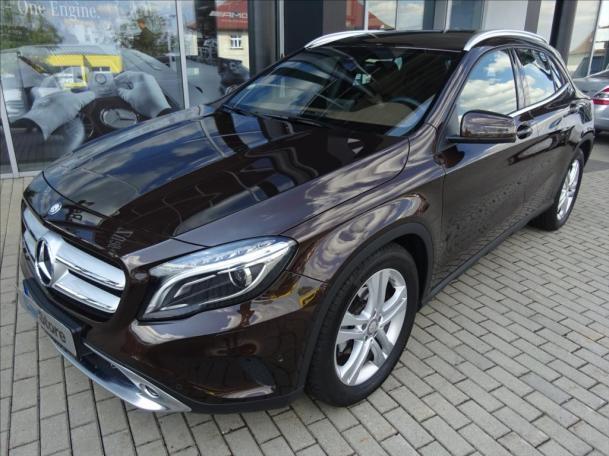 Mercedes-Benz GLA 200 d 4M Exclusive