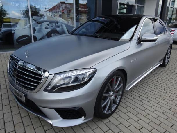 Mercedes-Benz S 63 AMG L 4MATIC Exclusive
