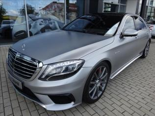 Mercedes-Benz Třídy S S 63 AMG L 4MATIC Exclusive