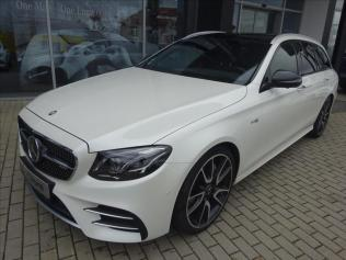 Mercedes-Benz E 43 AMG 4MATIC TT