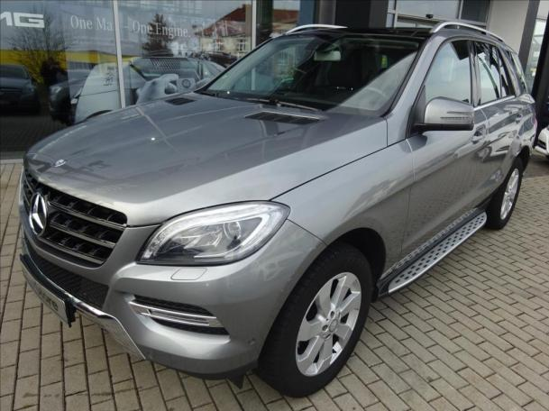 Mercedes-Benz ML 350 BlueTEC 4M Panorama