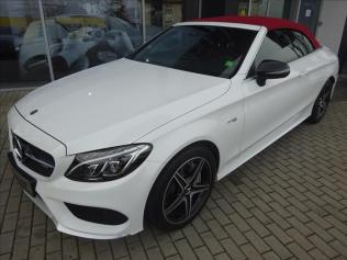 Mercedes-Benz C 43 AMG 4MATIC cabrio