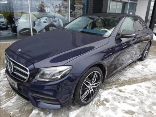 Mercedes-Benz Třídy E E 350 d 4MATIC AMG Exclusive