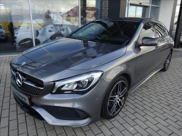 Mercedes-Benz CLA 180 d SB AMG