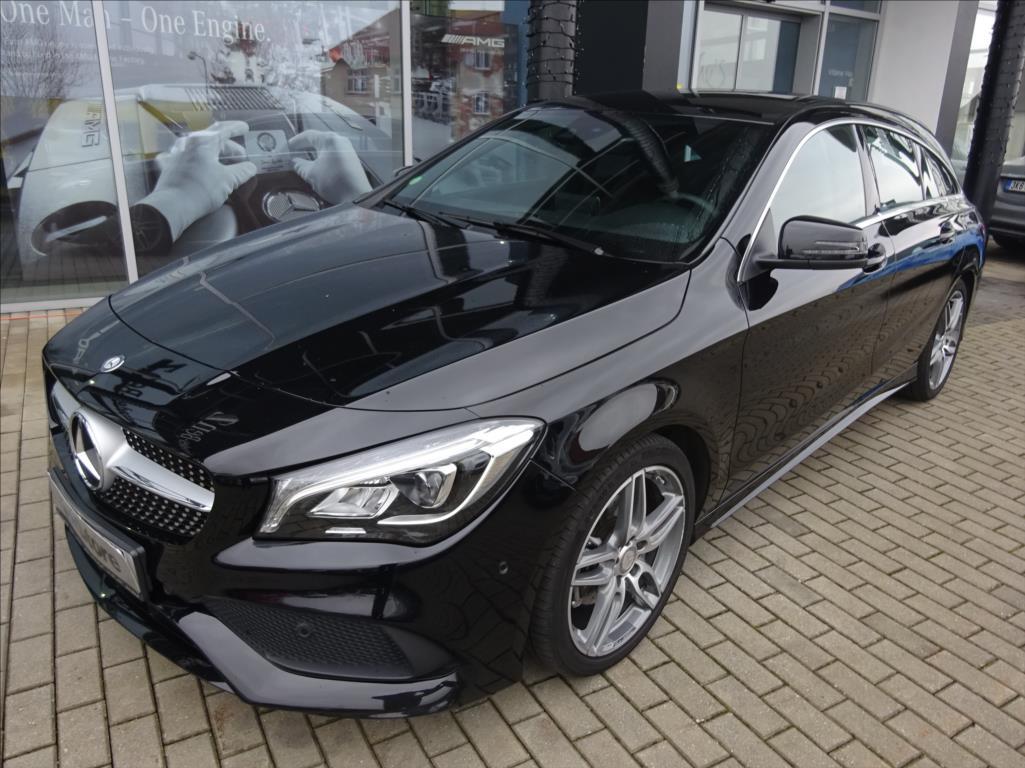 Mercedes Benz Cla 180 D Sb Amg S W Automobily S R O
