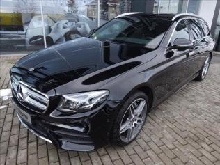 Mercedes-Benz E 220 d 4MATIC AMG TT