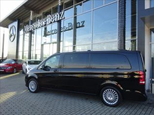 Mercedes-Benz V 250d AVG 4M VIP LUXURY VAN