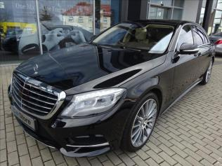 Mercedes-Benz Třídy S S 350 d 4M L AMG Exclusive