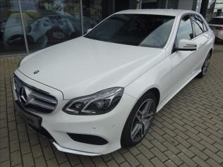 Mercedes-Benz E 350 BT 4M AIRMATIC AMG