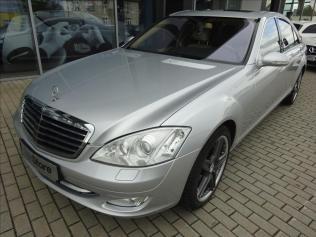 Mercedes-Benz Třídy S S 500 L 4MATIC