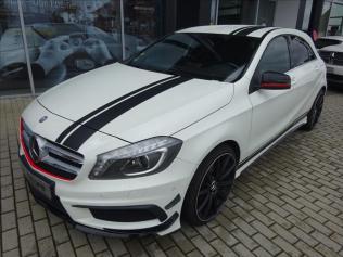 Mercedes-Benz Třídy A A 200 d AMG / 45 AMG look