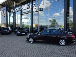 Mercedes-Benz Třídy C C 250 CDI 4MATIC Elegance