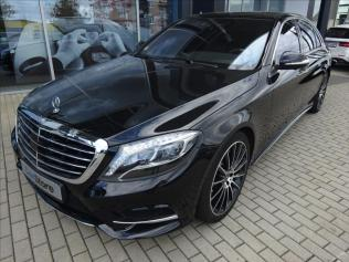 Mercedes-Benz Třídy S S 350 BlueTEC L Exclusive AMG