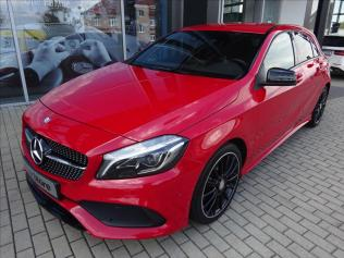 Mercedes-Benz Třídy A A 200 d AMG Exclusive