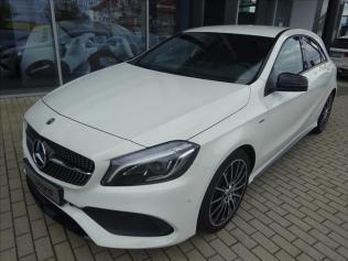 Mercedes-Benz Třídy A A 200 d AMG WhiteArt Edition