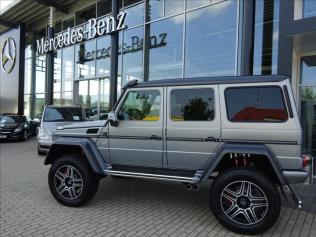 Mercedes-Benz G 500 4x4 2