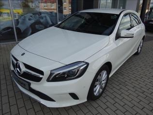Mercedes-Benz Třídy A A 180 AUTOMAT