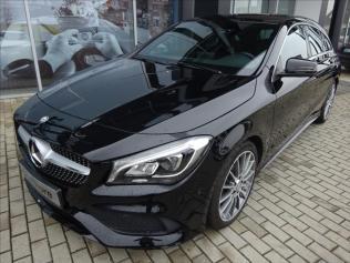Mercedes-Benz CLA CLA 180 d SB AMG