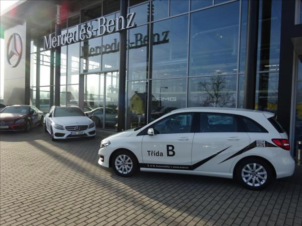 Mercedes-Benz B 180 d Exclusive