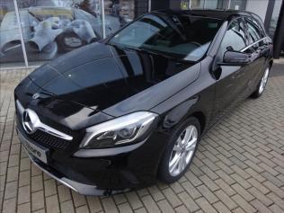 Mercedes-Benz Třídy A A 180 d AUTOMAT