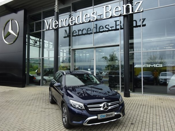 Mercedes-Benz GLC 220 d 4MATIC DISTRONIC