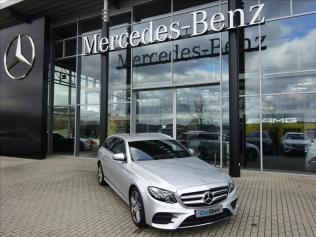 Mercedes-Benz Třídy E E 220 d AMG TT