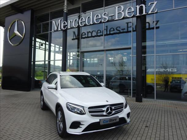 Mercedes-Benz GLC 220 d 4MATIC AMG