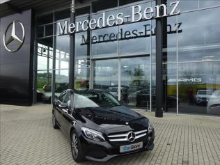 Mercedes-Benz Třídy C C 220 BlueTEC