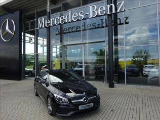 Mercedes-Benz CLA CLA 180 d shooting brake AMG