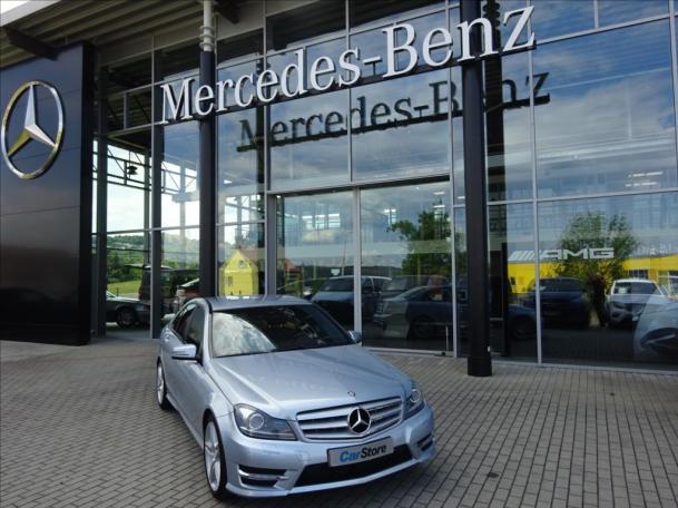 Mercedes-Benz C 220 CDI AMG
