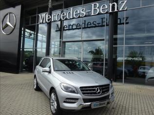 Mercedes-Benz ML 350 BlueTEC 4M AIRMATIC