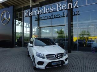 Mercedes-Benz GLE 350 d 4MATIC AMG