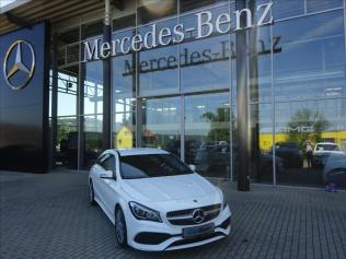 Mercedes-Benz CLA CLA 180 d shooting brake AMG