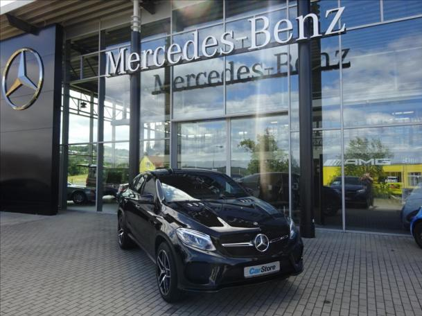 Mercedes-Benz GLE 43 AMG 4MATIC coupé