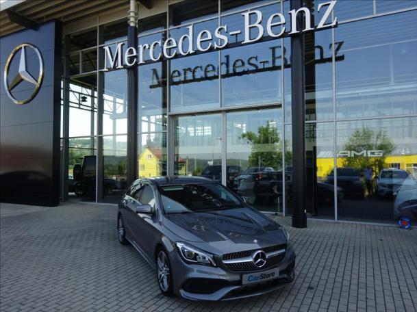 Mercedes-Benz CLA 180 d Shooting Brake AMG