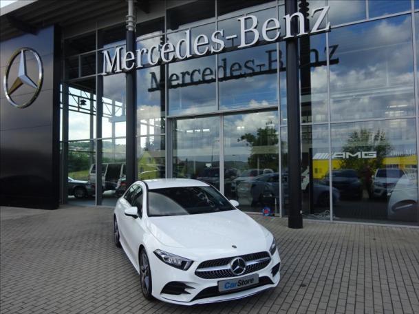 Mercedes-Benz A 180 d sedan AMG