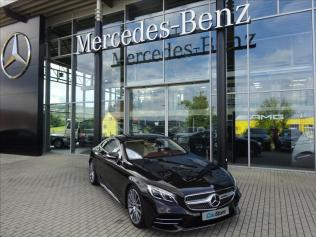 Mercedes-Benz S 560 4MATIC AMG coupé designo