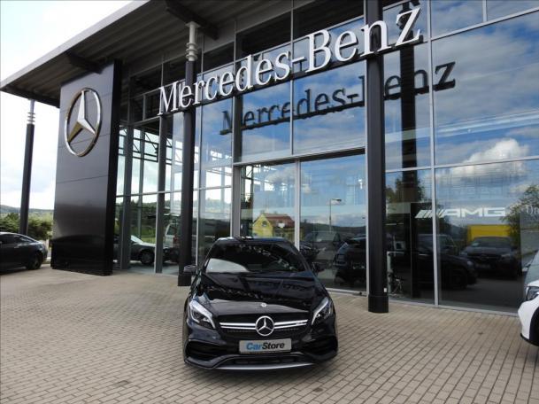 Mercedes-Benz A 45 AMG 4MATIC