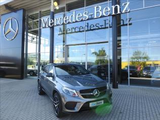 Mercedes-Benz GLE 350 d 4MATIC AMG coupé
