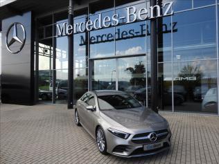 Mercedes-Benz Třídy A A 180 d sedan AMG