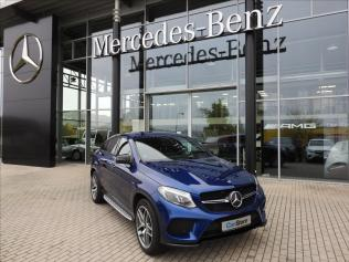 Mercedes-Benz GLE GLE 350 d 4M coupé Orange Art