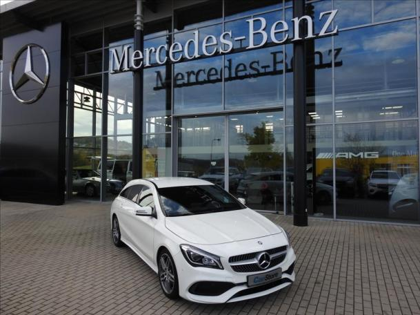 Mercedes-Benz CLA 180 shooting brake AMG