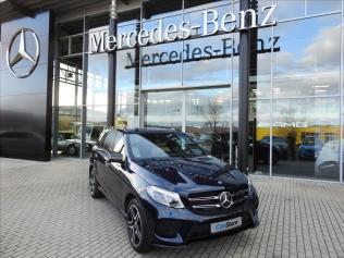 Mercedes-Benz GLE 350 d 4M AIRMATIC