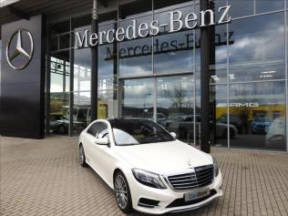 Mercedes-Benz S 500 4MATIC L AMG Exclusive