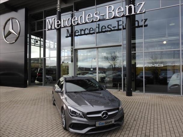 Mercedes-Benz CLA 200 d coupé AMG