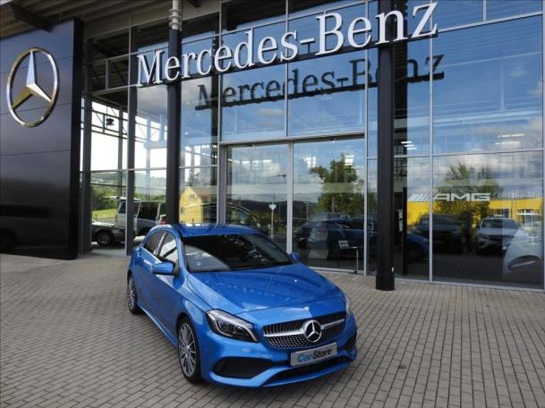 Mercedes-Benz A 180 d AUTOMAT AMG