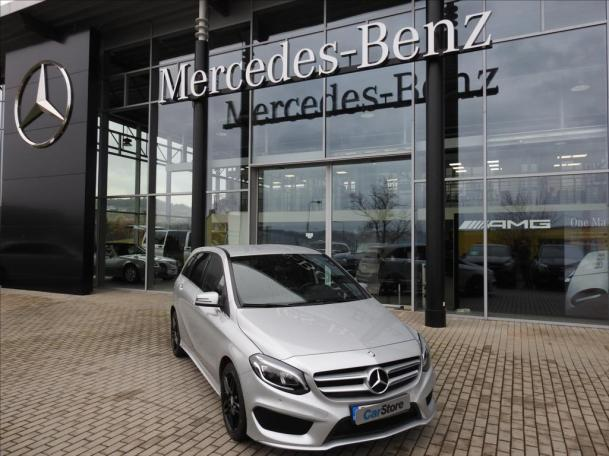Mercedes-Benz B 180 d AUTOMAT AMG
