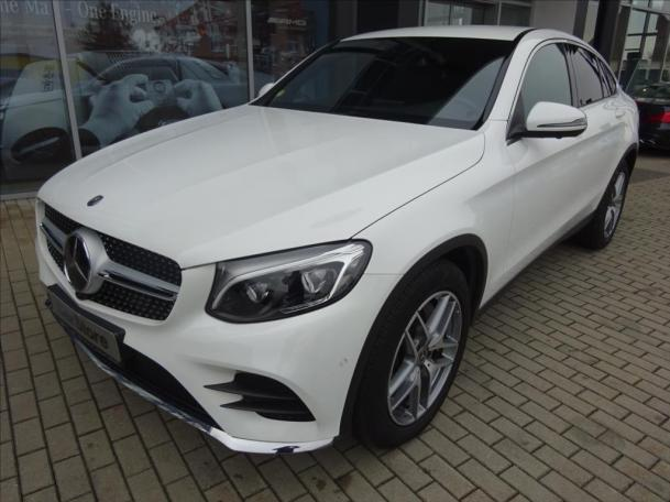 Mercedes-Benz GLC 220 d 4MATIC AMG coupe